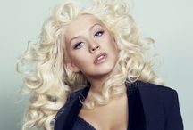 Christina Aguilera Beautiful  & Talented / by Joei
