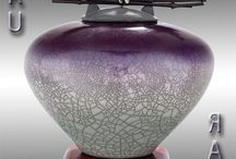 Raku ceramics / by Carla Van Galen