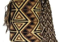 Original Mochilas Wayuu Bags /  100% original Mochilas Wayuu Bags made in la guajira