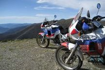 Africa Twin / I ride a 1992 RD04