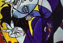 Pablo Picasso / by Carla Van Galen
