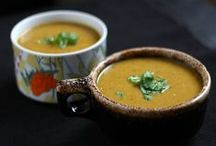 Soup Recipes / For detailed Recipe and more visit: http://www.cookwithkushi.com/