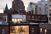 Your own Space in the City / Urban architecture, town houses
