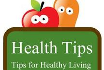 Today's Top Health Tips / This board is about the health and nutritional topics from the website for anyone that wants to achieve their health and nutritional goals. / by Good Nutrition