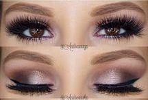 Mikasa eye makeup