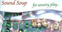 Sensory Table - Holiday Theme