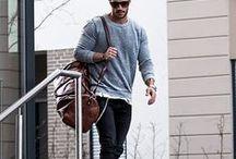 Men's Apparel / Men's clothing & lookbooks