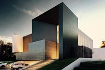 Architecture / Inspiring homes and architecture