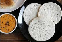 Dosa / Pancake Recipes / Easy to make and delicious recipe from http://www.cookwithkushi.com/