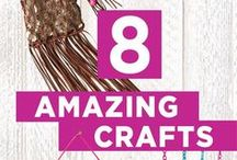 CRAFTIVITY: Smart, Creative, Cool! / Ignite your passion for creative expression with CRAFTIVITY, a new line of crafts that are smart, creative and cool!