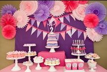 Birthday Party / by Sallyann Brittain