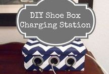 DIY & Storage Solution / Cool and easy stuff to made xx
