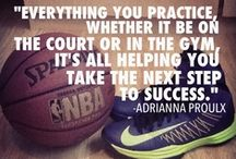 Basketball:) / My life. All day everyday / by Liz Fortune♡