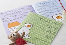 Personalised Books / At Lou Brown Designs we love the personal touch. We have a great range of personalised books for children and from children!