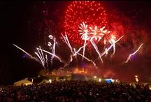 Festive fun / Festive happenings at Historic Scotland sites.