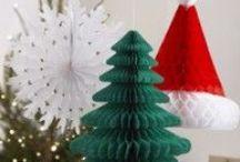 Decoración Navidad / Ideas y productos para decorar Navidad y Año Nuevo.