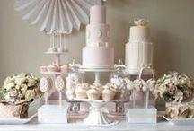 Ideas mesa dulce y candy bar / Mesas dulces y candy bar para inspirarnos para la próxima fiesta.