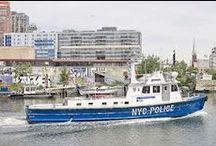 NYPD HARBOR UNIT / by Art Carney 4