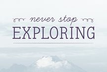 ° TRAVEL QUOTES ° / Quotes about traveling that inspire me