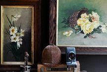 Lizzy gallery walls / Gallery walls