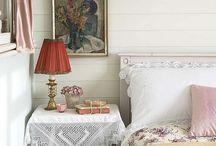 Lizzy bedrooms / Bedroom decor