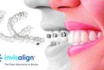 Invisalign / We offer Invisalign at Hatcher Orthodontics.