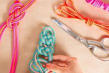knots & ribbon