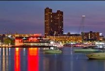 destination: baltimore, maryland / Known for its mouthwatering fresh seafood and breathtaking harbor views, Baltimore is an ideal spot for a family vacation or business conference. At Royal Sonesta Harbor Court Baltimore, we are committed to making your next trip to Baltimore a success! / by Sonesta Hotels