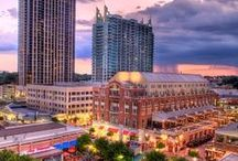 destination: atlanta, georgia / : An ideal location for leisure or business travelers, Atlanta is located in the heart of the south and is the epitome of southern cuisine, culture, and lifestyle. Experience Atlanta's southern charm for yourself at Sonesta Gwinnett Place Atlanta. / by Sonesta Hotels