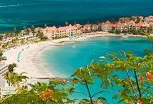 destination: st. maarten / An island influenced by its European roots, St. Maarten offers travelers a sophisticated yet tranquil experience with its crystal blue waters, trendy boutique shopping, and world class dining. Our three Sonesta all-inclusive St. Maarten resorts are committed to delivering guests an unforgettable Caribbean experience. / by Sonesta Hotels
