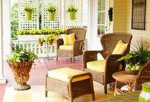 Garden Decor / Garden Decor Ideas and Tips