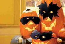 Halloween Decorating Ideas / Halloween decorating ideas - Spooky, funny or just cozy!