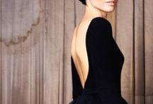 Wear something...  BLACK! / Vestir preto não é só chic ou básico! É ser poderoso, é ser sexy, é ser imponente! É SER! Então, vista algo ... BLACK