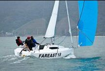 All things FAREAST / From Optis to the FAREAST 31.. this company has quite the collection of sailboats!