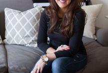 Alaina Kaczmarski / Styling your home