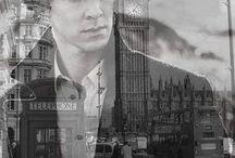 "Sherlock BBC, B.C. / Сериал ""Шерлок"", Бенедикт Камбербэтч, актеры, съемки"