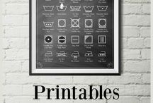 Free Printables / Free labels & pictures