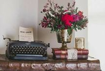 Lizzy Vignettes / Styling & Display
