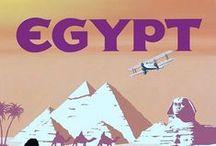 EGYPT / History, Art, Travel, Traditions,