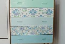 Budget and recycled decor / Repurpose & Reuse