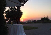 Da noi .....questo è il tramonto....