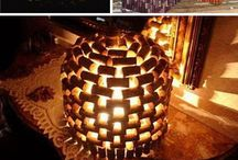 Upcycling- corks