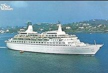CRUISE SHIPS / by Art Carney 4