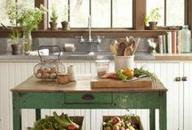Kitchen Inspiration / Cool Kitchen Gadgets and Design
