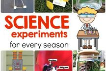 Kiddie science & maths / Fun experiments & fun with maths