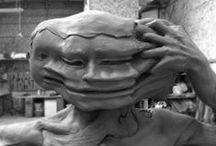 Sculptures-Statues