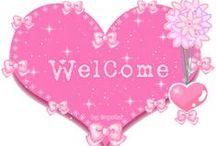 Welcome Gif