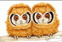 OWL (CIVETTA) GIF