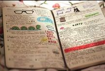 Diary / Maybe I can make my new diary so pretty that I'll actually keep writing it until the end!