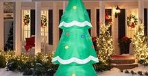 Outdoor Christmas Decorations / Outdoor Christmas Decorations